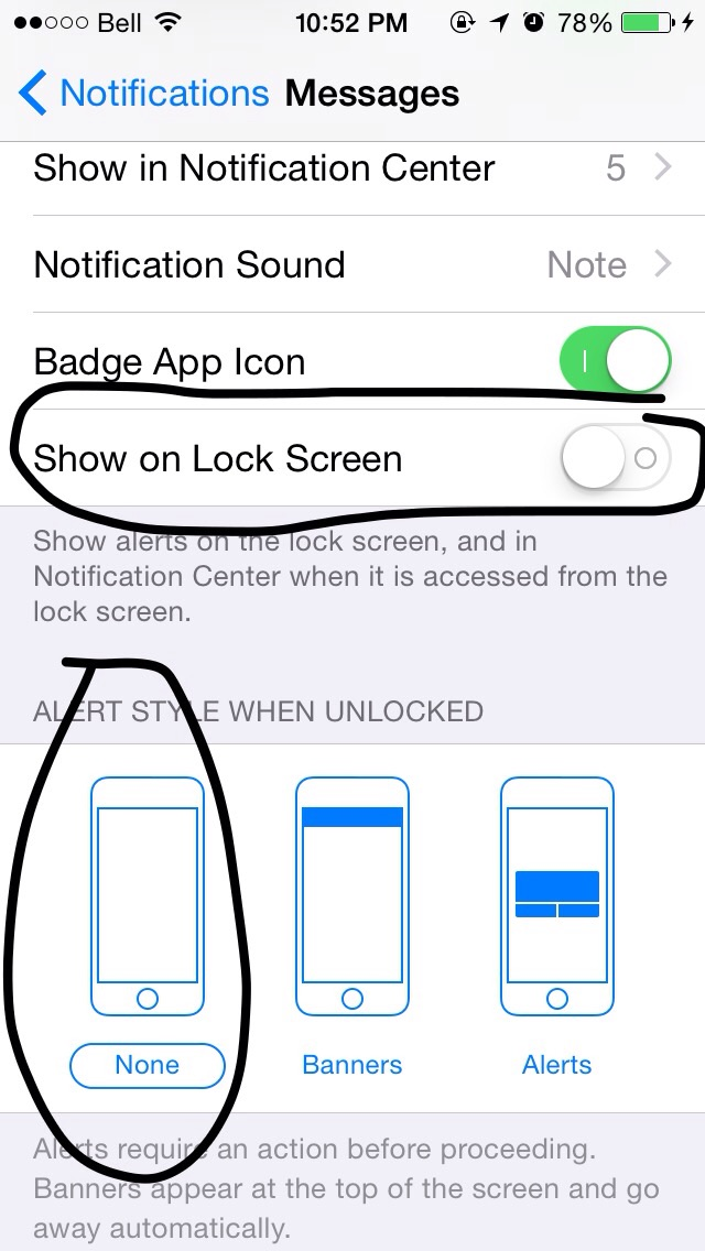 This text will shut down your iphone independent security blog infosec ccuart Gallery